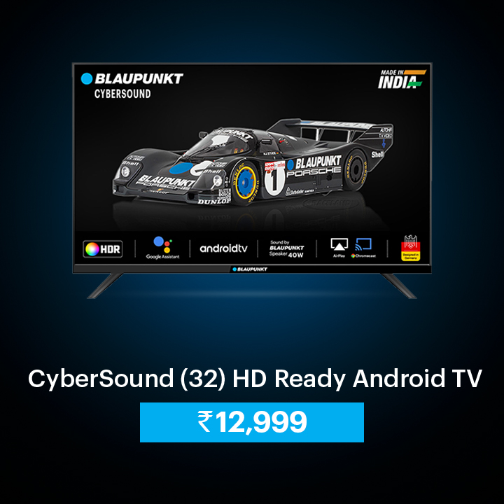 32 UHD Android TV