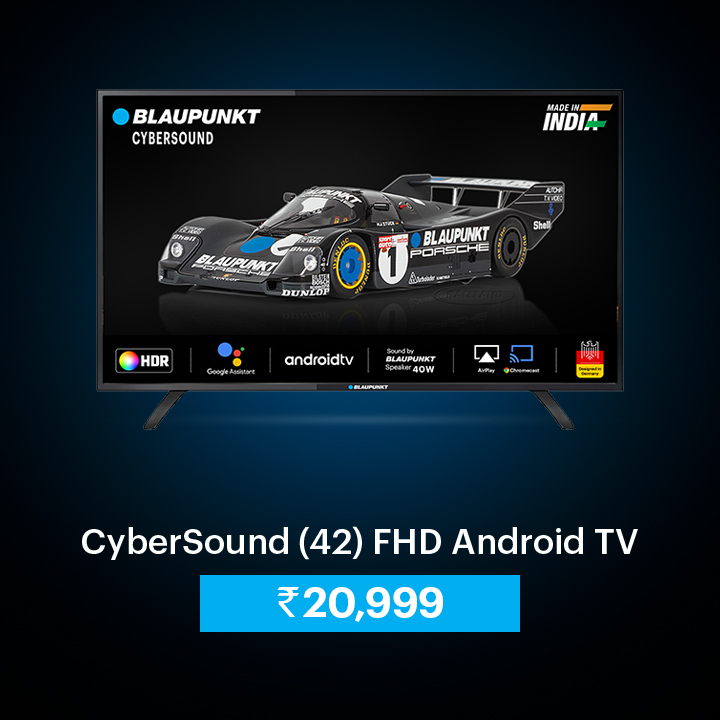 42 UHD Android TV